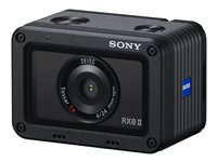 Sony RX0 II Action camera 4K / 30 fps 15.3 MP Carl Zeiss Wi-Fi, Bluetooth
