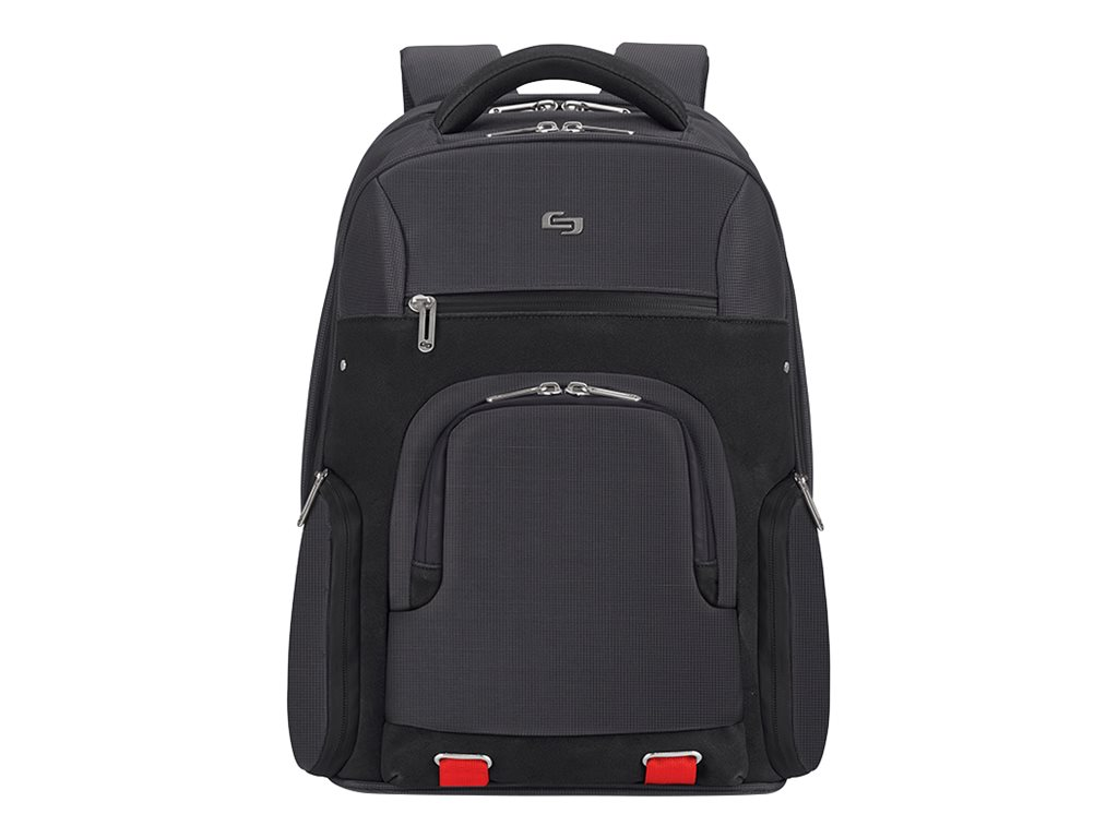 SOLO Pro Aegis Stealth notebook carrying backpack