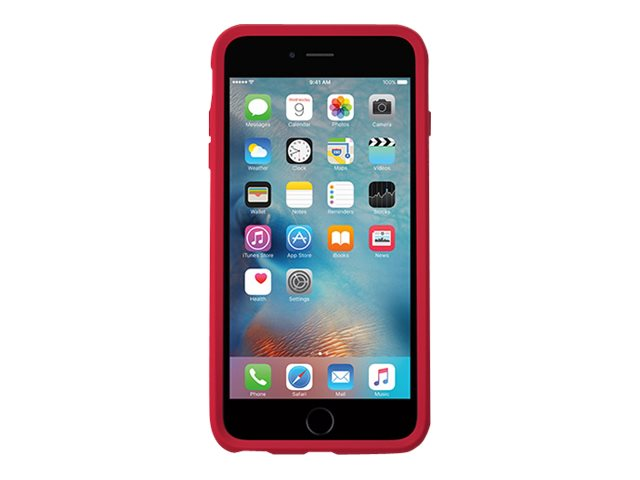 OtterBox Symmetry Series - Coque de protection- pour iPhone 6, 6s - rosso corsa