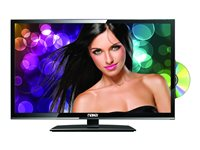 Naxa NTD-1956 19INCH Class (18.5INCH viewable) LED TV with built-in DVD player 720p 1366 x 768