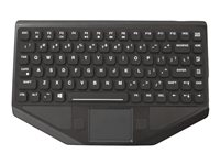 TG3 Electronics BLTXR Series Keyboard with touchpad backlit USB black