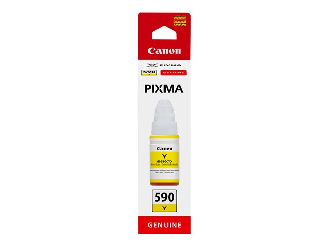 Image of Canon GI 590 Y - yellow - original - ink refill