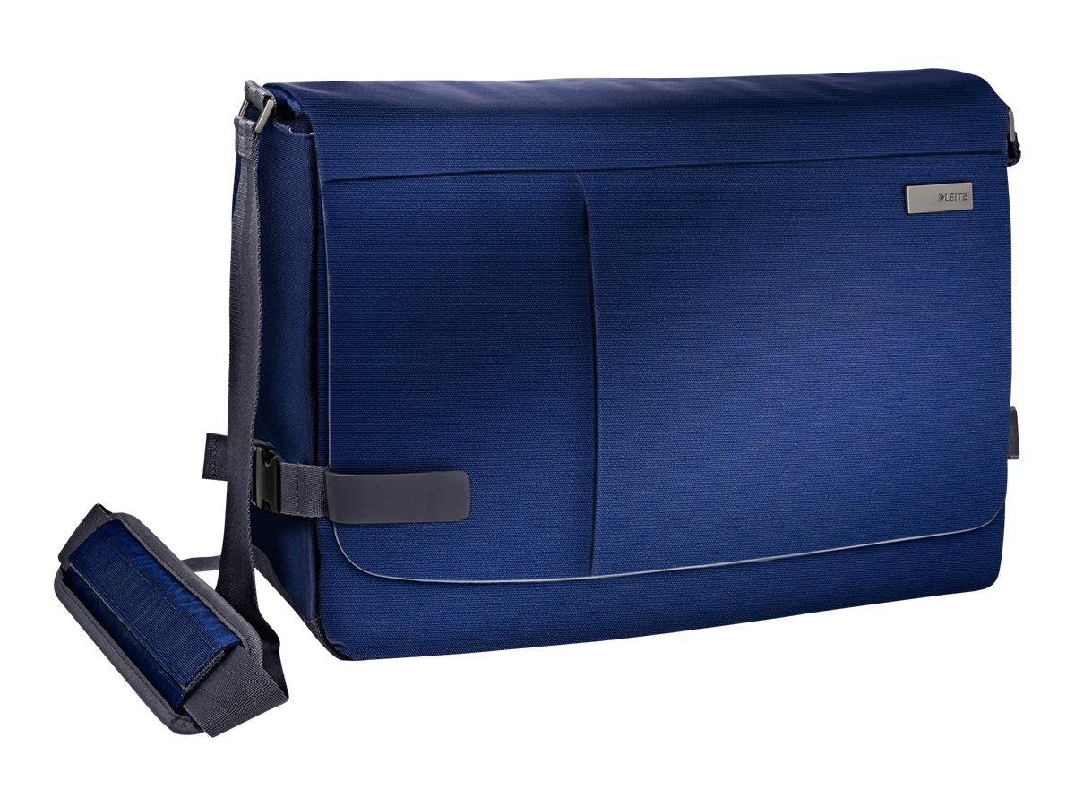 Leitz Complete Messenger Smart Traveller - Notebook-Tasche - 39.6 cm (15.6
