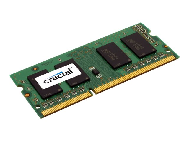 Image of Crucial - DDR3L - 8 GB - SO-DIMM 204-pin - unbuffered