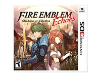 Fire Emblem Echoes Shadows of Valentia - Nintendo 3DS
