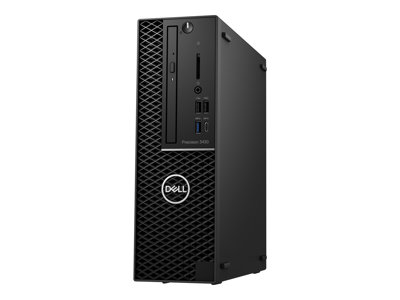 Dell Precision 3430 Small Form Factor SFF 1 x Xeon E-2124G / 3.4 GHz RAM 16 GB SSD 512 GB