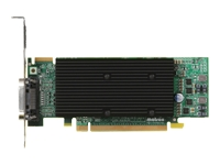Matrox M9120 Plus - Graphics card - 512 MB DDR2 - PCIe x16 low profile