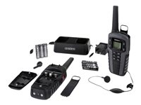 Uniden SX377-2CKHS Portable two-way radio GMRS 22-channel (pack of 2