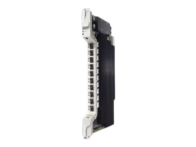 Cisco ML-Series Ethernet Card - switch - 10 ports - plug-in module