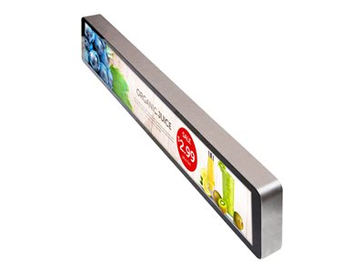 GVision Smart Shelf Display 16.3INCH Class S Series LED display commerci