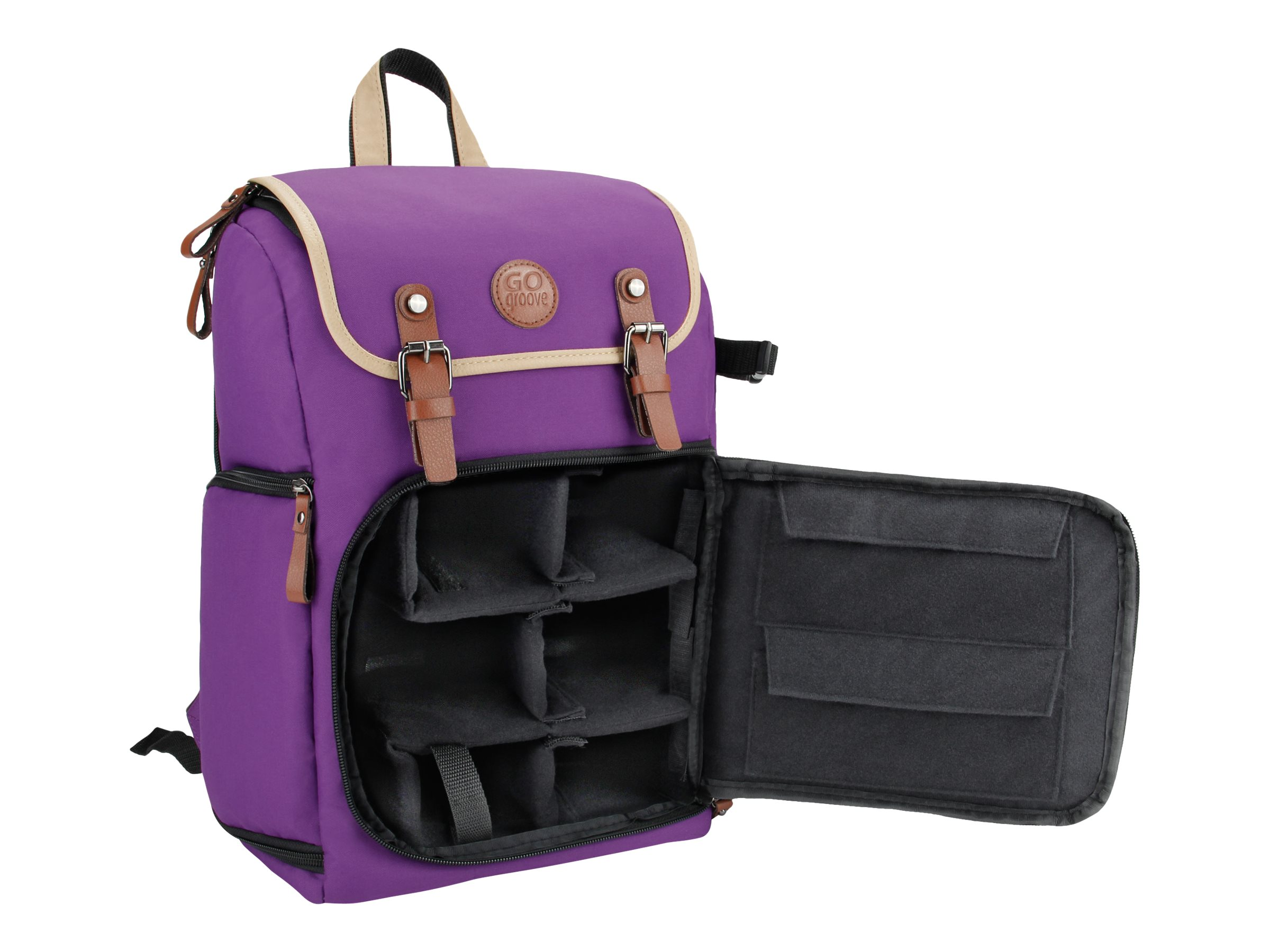GOgroove - backpack for digital photo camera with lenses