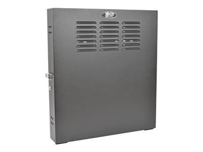 Tripp Lite 2U Wall Mount Low Profile Secure Rack Enclosure Cabinet Vertical Rack cabinet