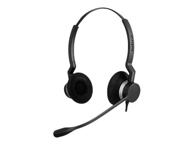 Jabra BIZ 2300 MS QD Duo - headset