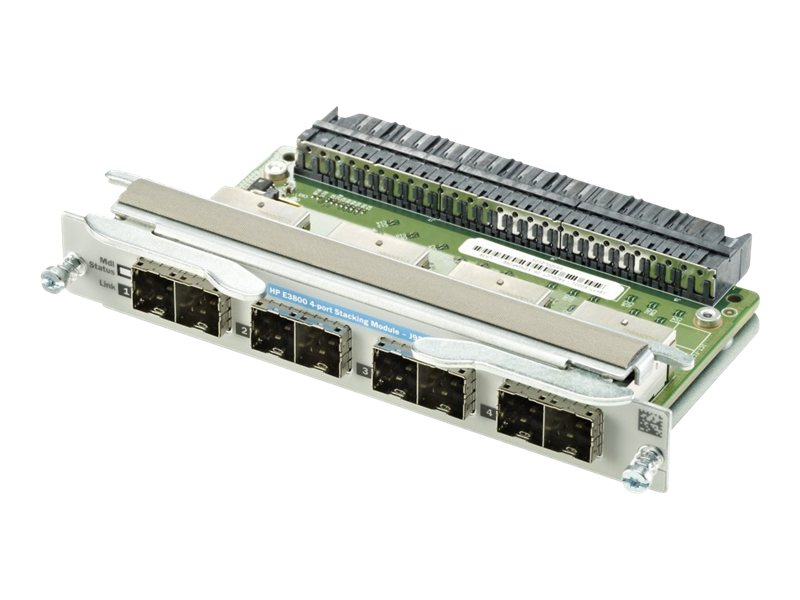 HPE - network stacking module - 4 ports