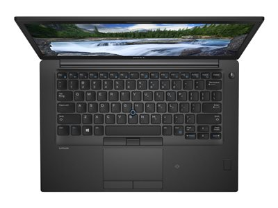Dell Latitude 7490 - 14%22 - Core i7 8650U - 8 GB RAM - 256 GB SSD - with  3-year ProSupport