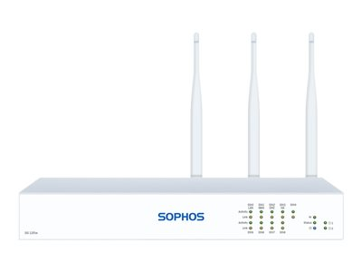 Sophos SG 135w Rev 3 security appliance with 2 years TotalProtect Plus 24x7 GigE Wi-Fi