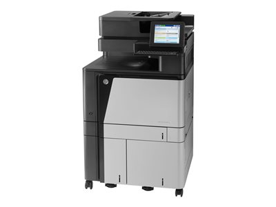 HP LaserJet Enterprise Flow MFP M880z+ NFC/Wireless direct - multifunction  printer - color