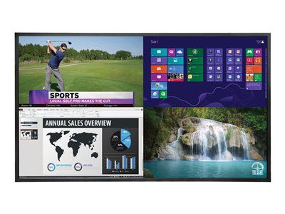 Planar EP5824K-T 58INCH Class EP-Series LED display interactive digital signage