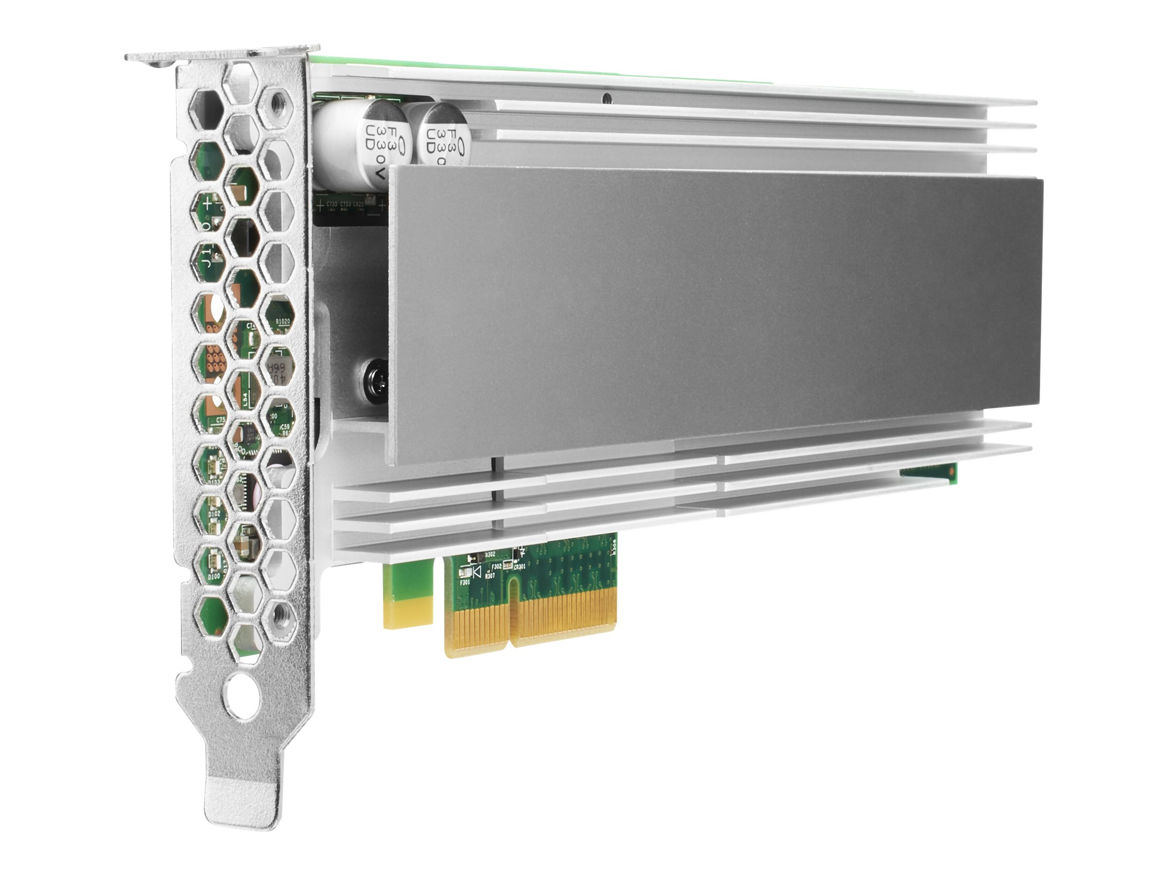HPE Mixed Use - solid state drive - 3.2 TB - PCI Express x8 (NVMe)