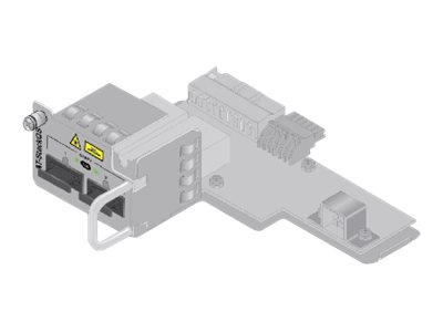 Allied Telesis AT-StackQS - network stacking module - QSFP x 2