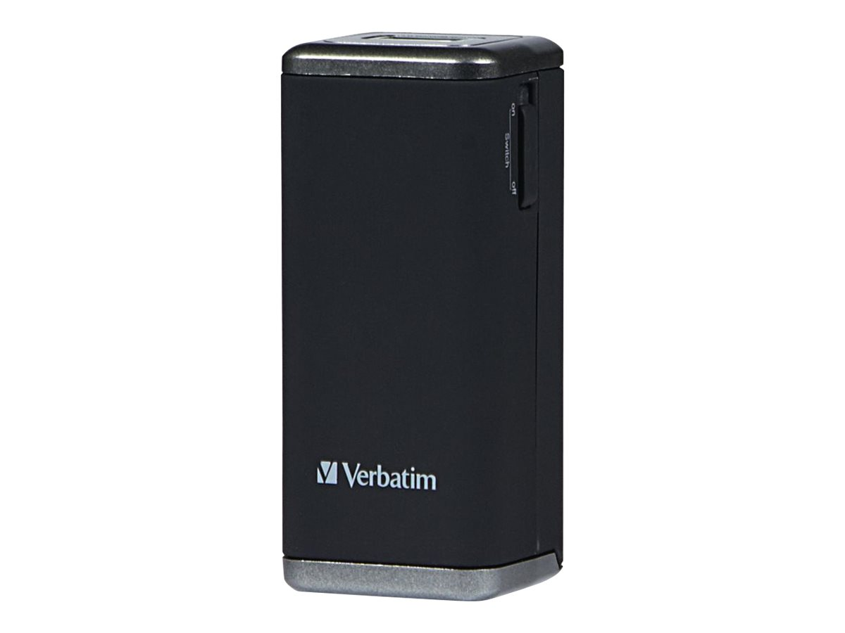 Verbatim AA Power Pack external battery pack x AA type