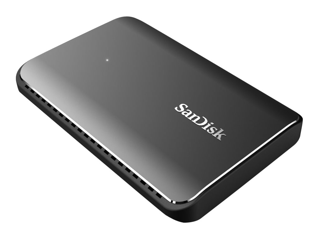 SanDisk Extreme 900 Portable - solid state drive - 1.92 TB - USB 3.1 Gen 2 -