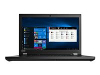 Lenovo ThinkPad P53 20QN - Intel® Core™ i7-9750H Prozessor / 2.6 GHz