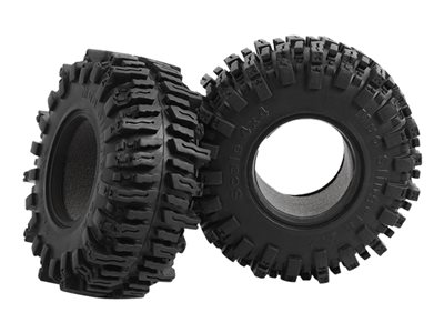 - Pneus Soft Edition Mud Slingers de 2,2""