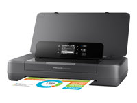 HP Officejet 200 Mobile Printer Blækprinter