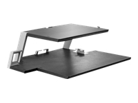 Lenovo Dual Platform Notebook and Monitor Stand - Stand for LCD display / notebook / tablet - for IdeaPad 720S Touch-15; 720S-13; 720S-15; Y700-14; ThinkBook 13; 14; 15; ThinkPad E14; E15