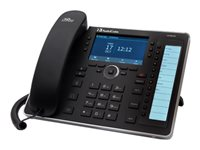 AudioCodes 445HD IP Phone Skype for Business Edition VoIP phone SIP, SDP 6 lines