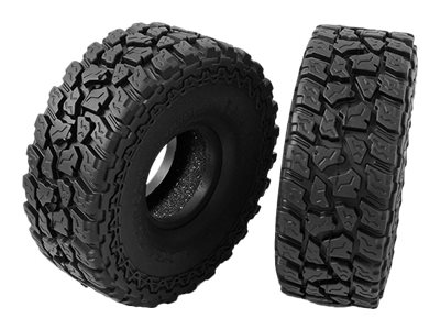 "- Mickey Thompson 1.55"" Baja ATZ P3 Scale Tires"