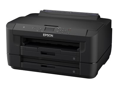 Epson WorkForce WF-7210DTW - printer - farve - blækprinter