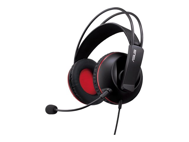 ASUS CERBERUS - Casque - pleine taille - filaire - pour Sony PlayStation 4