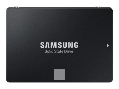 Samsung 860 EVO MZ-76E500E Solid state drive encrypted 500 GB internal 2.5INCH