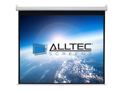 Alltec Screens Projection screen ceiling mountable, wall mountable 135INCH (135 in) 1:1