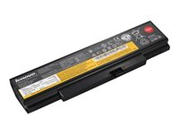 Lenovo ThinkPad Battery 76+ - Batterie de portable - 1 x Lithium Ion 6 cellules 4400 mAh - pour ThinkPad E560 20EV, 20EW; E565 20EY; ThinkPad Edge E550 20DF, 20DG; E555 20DH