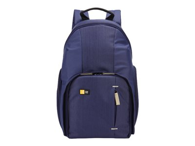 Case Logic TBC 411 Backpack for camera with lenses and tablet dobby nylon indigo