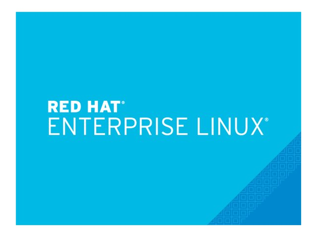 Red Hat Enterprise Linux for SAP applications - premium subscription - 1 physical/virtual node