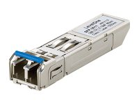 LevelOne SFP-3211 - SFP (Mini-GBIC)-Transceiver-Modul - Gigabit Ethernet - 1000Base-LX - LC - bis zu 10 km