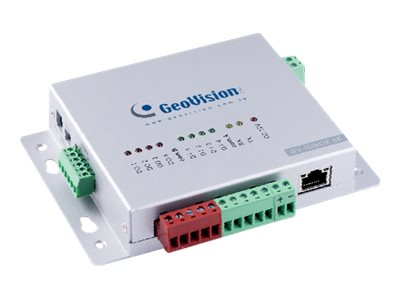 GeoVision GV-IO Box 4E V2.0 relay adapter wired serial RS-485