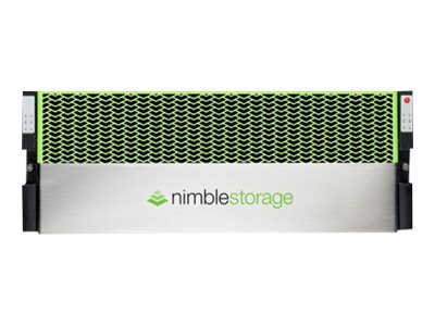 Nimble Storage All Flash AF-Series AF3000 Flash storage array iSCSI (10 GbE) (external)