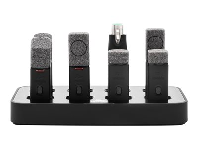 Revolabs Executive HD 8-channel Wireless Microphone System Microphone system