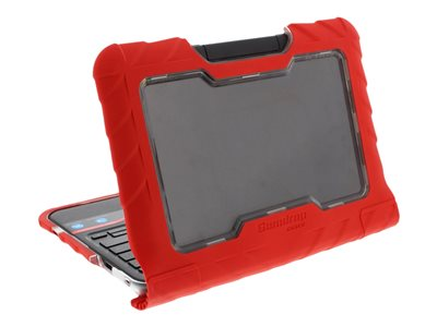 Gumdrop Drop Tech Notebook hardshell case red