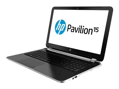 HP Pavilion 15-n067nr A8 5545M / 1.7 GHz Win 8 64-bit 6 GB RAM 750 GB HDD