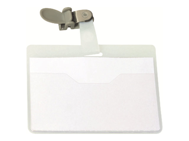 Image of DURABLE name badge holder