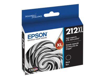 Epson 212XL High Capacity black original ink cartridge