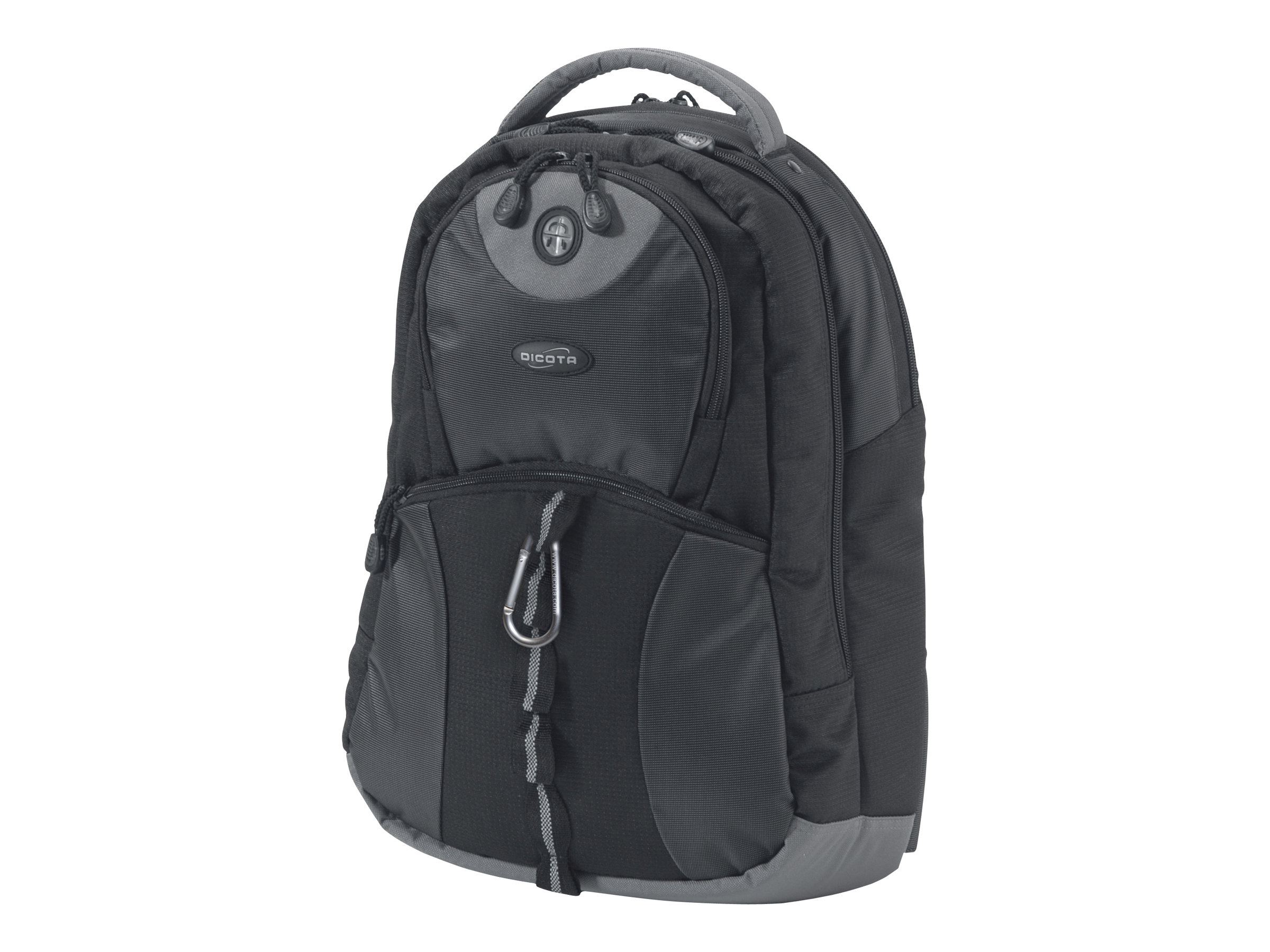 Dicota BacPac Mission - Notebook-Rucksack - 39.1 cm (15.4