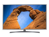 "LG 43LK6100PLB - 43"" Class LED TV - Smart TV - webOS, ThinQ AI - 1080p (Full HD) 1920 x 1080 - HDR - direct-lit LED"