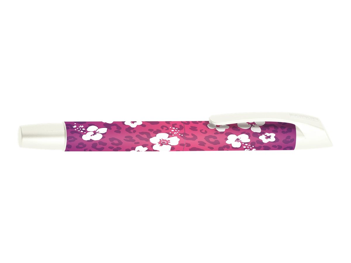 ONLINE YOUNG.LINE Campus Best Writer Magic Flower - Stylo plume - bleu - 0.8 mm
